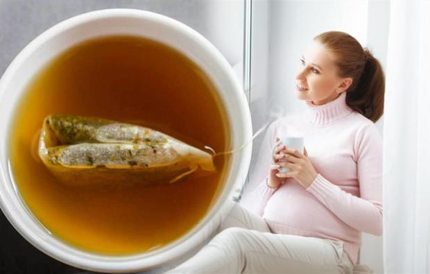 Yeşil çayın hamilelere zararı