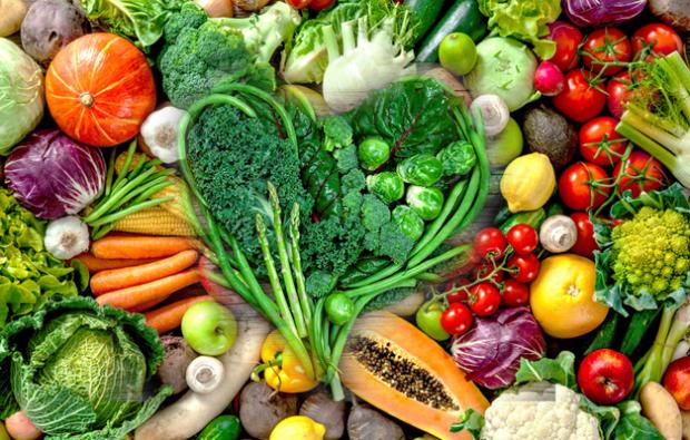 Sağlıklı sebze diyeti listesi