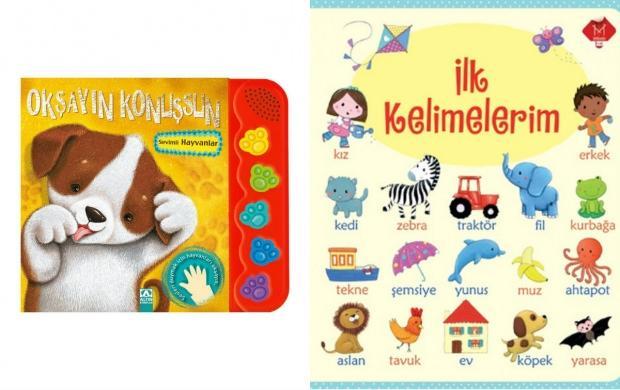 Bebekler için kitaplar