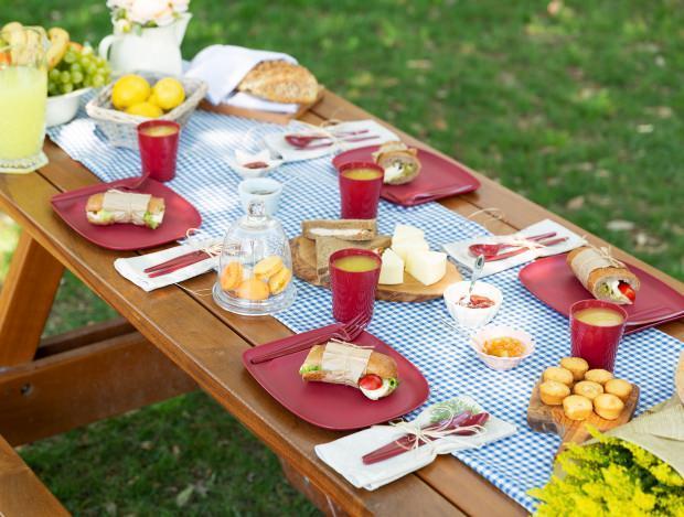 madame coco piknik seti