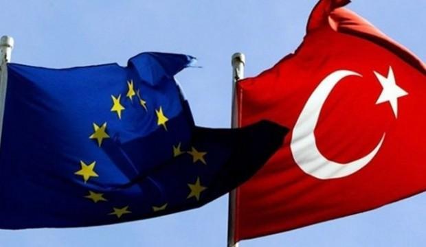 AB'den Türkiye açıklaması: Uyum yüzde 98'in üzerinde