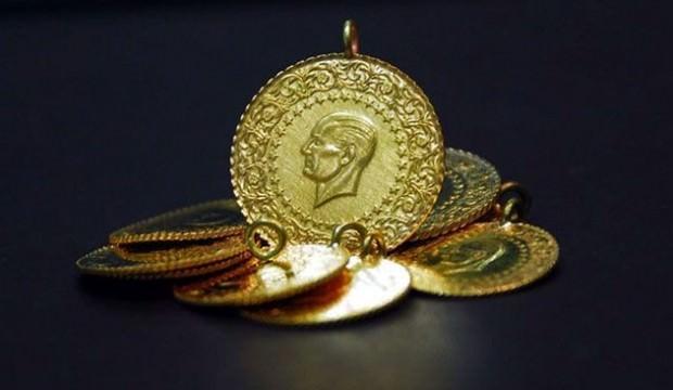 Gram altın 262,7 lira seviyelerinde