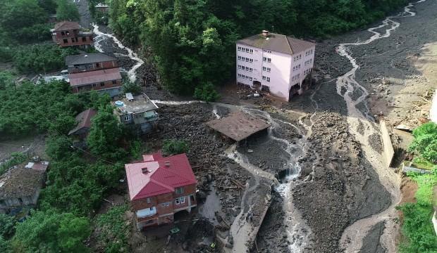 Araklı'da 8 kişinin hayatını kaybettiği felaketin nedeni belirlendi