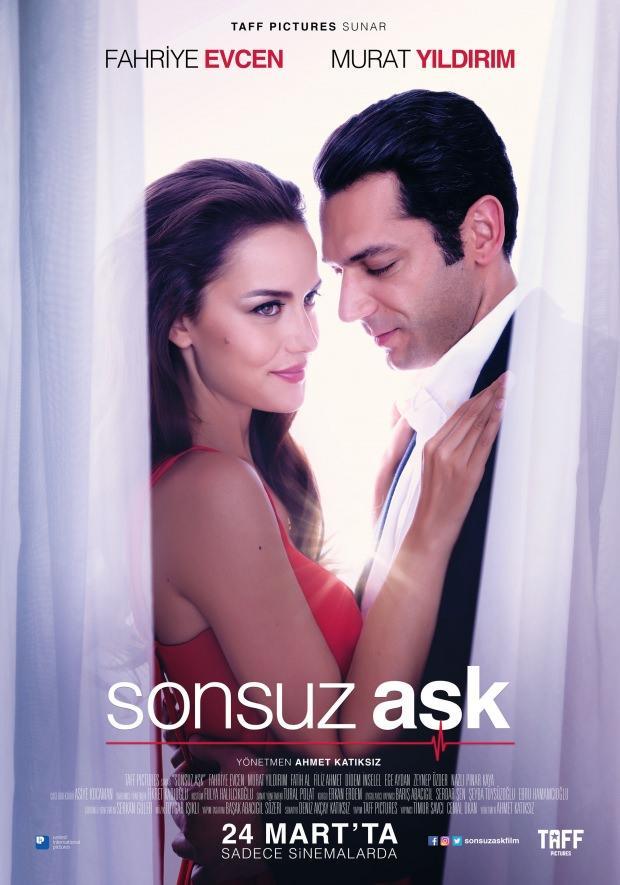 Sonsuz aşk filmi