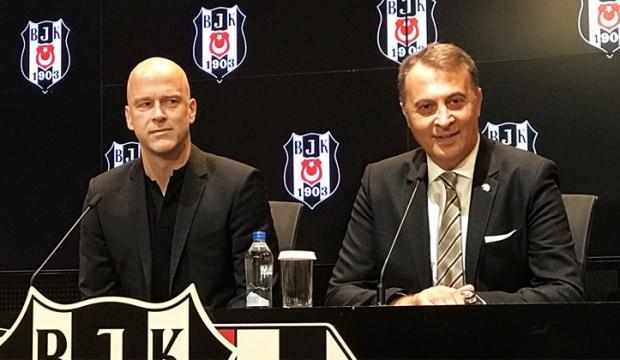 Beşiktaş resmen duyurdu! Ernst geri döndü