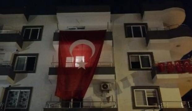 Erbil şehidi Osman Köse'nin acı haberi baba evine ulaştı