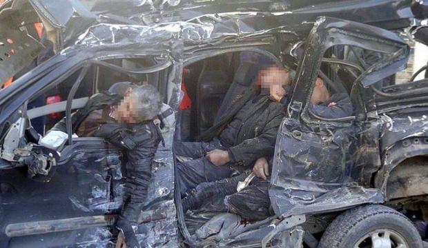İran'ı yasa boğan haberler: 18 ölü, 8 yaralı