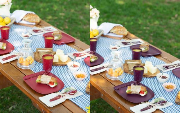 madame coco 32 parca piknik seti