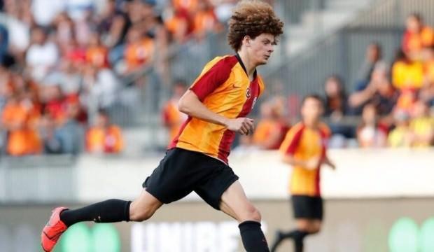 Galatasaray'a 17 yaşında golcü