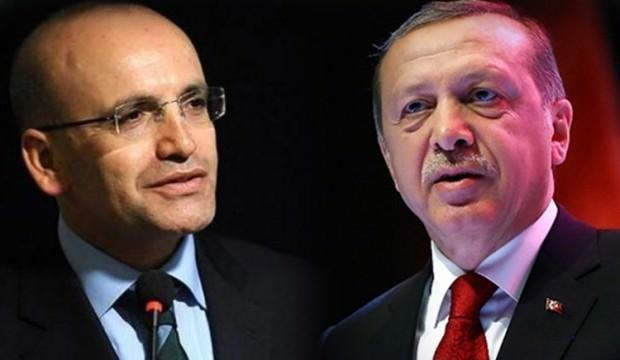 Herkes merak ediyordu! Erdoğan, Şimşek'e teklif sundu mu?