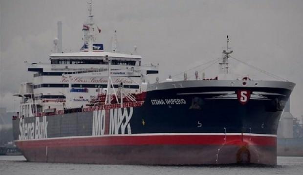 İran İngiliz gemisine el koydu!