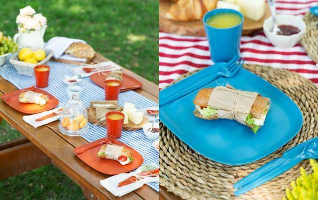 madame coco piknik seti 32 parça