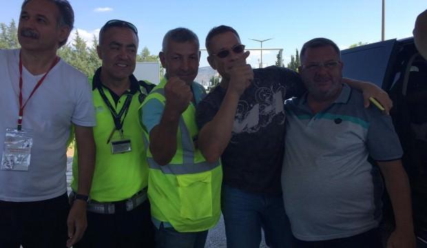 Jean Claude Van Damme Türkiye'den vazgeçemiyor