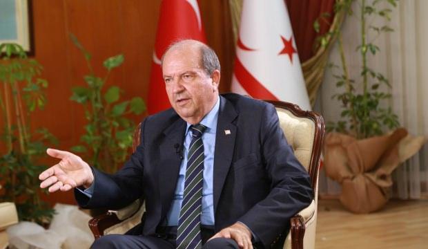Tatar: Güney Kıbrıs korksun