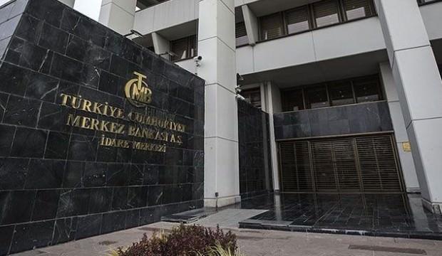 Merkez Bankası net uluslararası rezervleri yükseldi