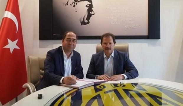 MKE Ankaragücü'ne yeni sponsor!