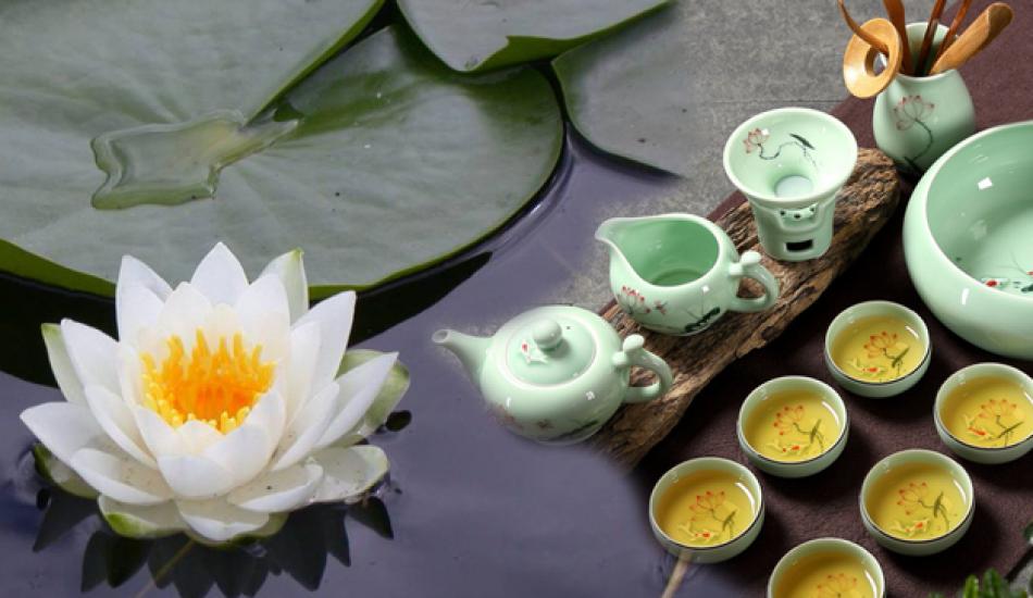 Nilüfer çiçeğinin faydaları nelerdir? Nilüfer çiçeği çayı ne işe yarar?