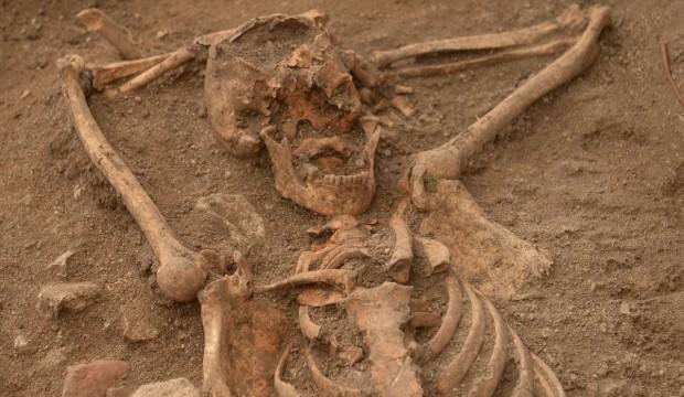 Sinop'ta bulunan 200 yıllık mezar şaşırttı