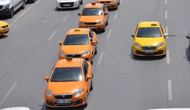 Taksicilerden ÖTV çağrısı: Her ay 300 aracı yeniliyoruz