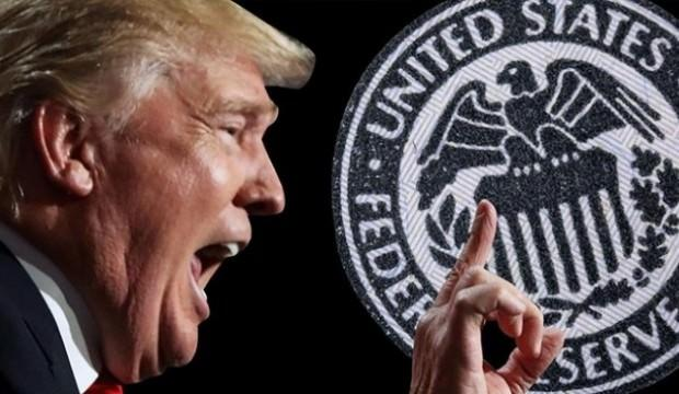 Trump: Hata yapıyor, yüksek faiz ödüyoruz