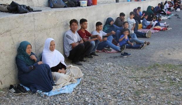 Van'da 284 göçmen yakalandı