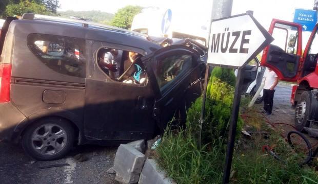 Zonguldak'ta feci kaza! Ölü ve yaralılar var