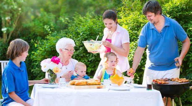 Piknik sepeti hazırlığı