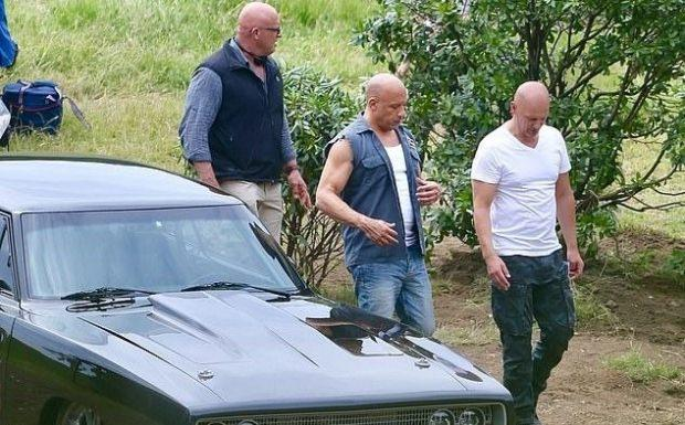 Vin Diesel Hızlı ve Öfkeli 9