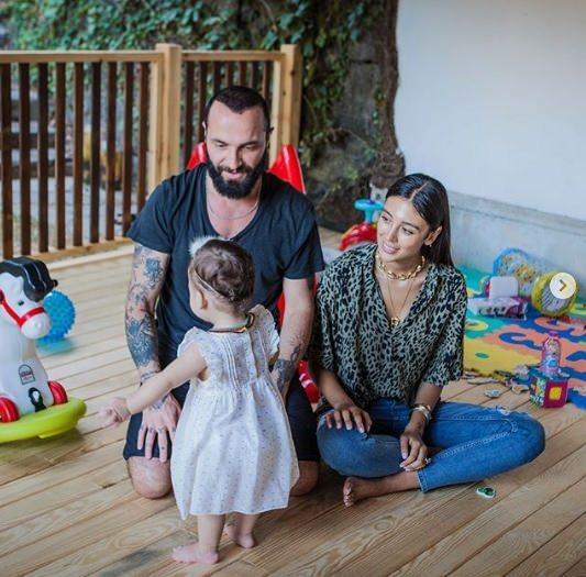 berkay ve ailesi