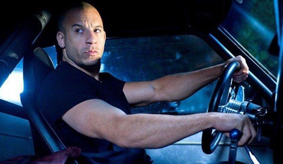 Vin Diesel Hızlı ve Öfkeli setinde göz yaşlarına boğuldu! Ciddi kaza!