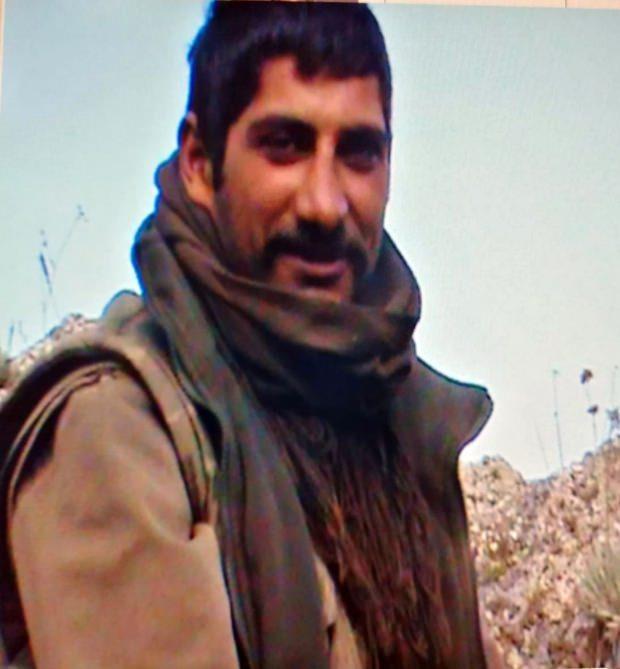 Turuncu kategoride aranan terörist Uğur Arslan, Ağrı'daki operasyonda öldürüldü.
