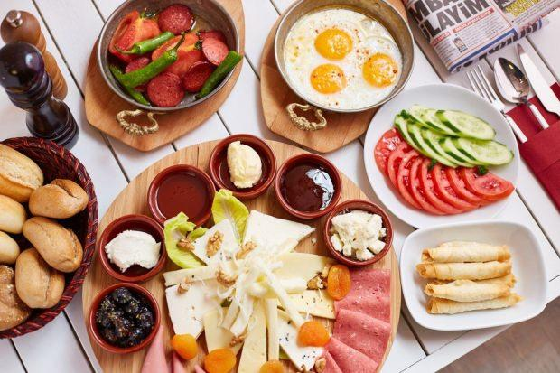 Diyet kahvaltı