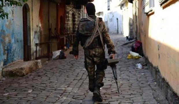 Diyarbakır'da İHA destekli terör operasyonu
