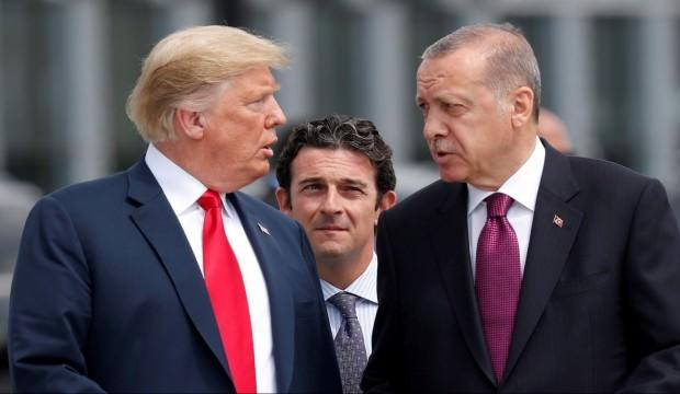 Erdoğan'ın Trump'a ettiği iki cümle her şeyi değiştirdi! Gözdağı verdi