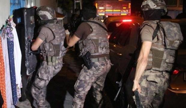 Kayseri'de zehir tacirleri suçüstü yakalandı