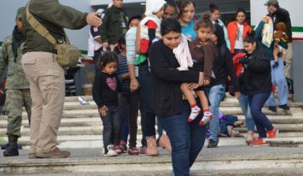 Kamyon kasasında 150 göçmen bulundu!