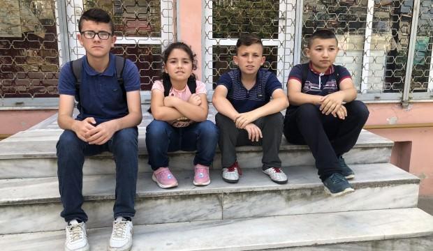 Kur'an kursuna giden çocuklar kabusu yaşadı