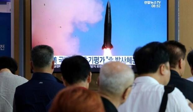 Kuzey Kore'ye 'füze' tepkisi!
