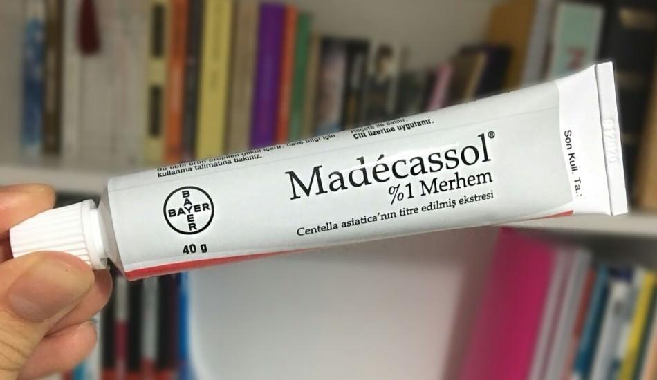 Madecassol krem ne işe yarar? Madecassol krem nasıl kullanılır?