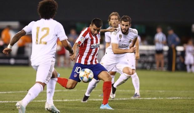 Madrid derbisinde tarihi hezimet! Tam 10 gol