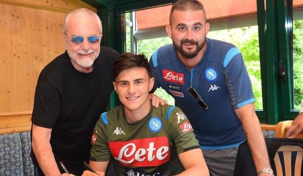 Napoli Eljif Elmas transferini açıkladı