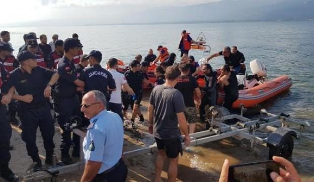 Sapanca Gölü'nde kaybolan Eren'in cansız bedeni bulundu