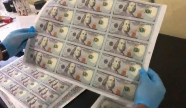 Tarihin en büyük sahte dolar operasyonu: Tam 271 milyon dolar