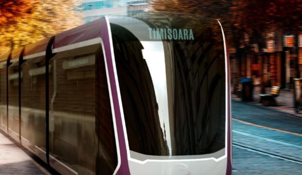 Türkiye'den Romanya'ya 33 milyon euroluk tramvay ihracatı