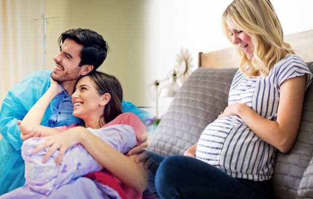 Doğum sonrası göbek eritme
