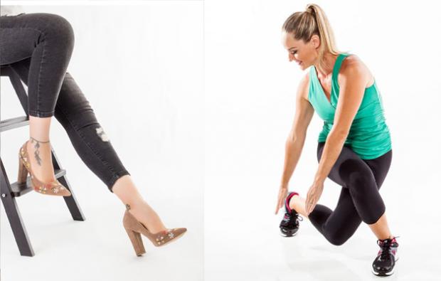 bacak incelten egzersiz hareketleri