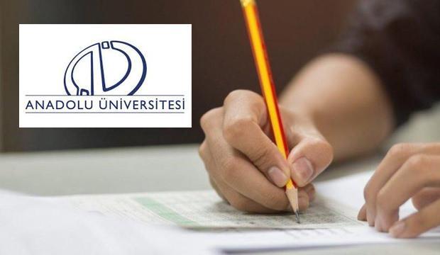 2019 Anadolu Üniversitesi AÖF 3 ders sınav sonucu açıkladı!