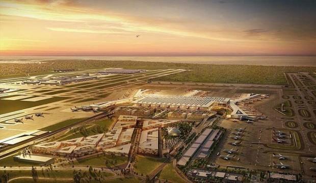 Bakanlıktan İstanbul Havalimanı açıklaması