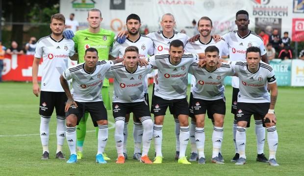Beşiktaş'ın Avusturya'da son rakibi Brescia