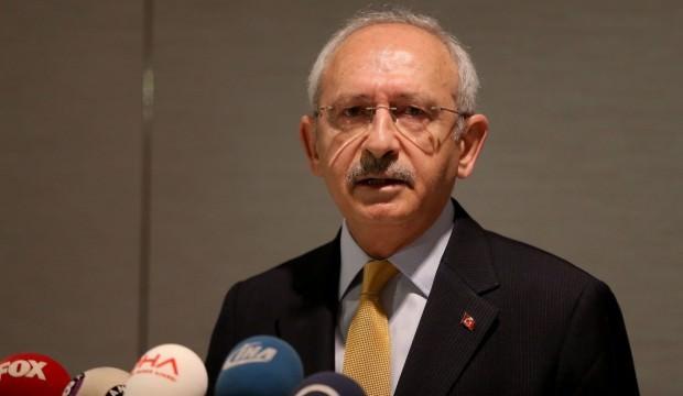 Kılıçdaroğlu: Suriye'de Esed'in de katılacağı toplantı yapacağız